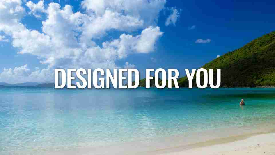 Vacations Designed For You