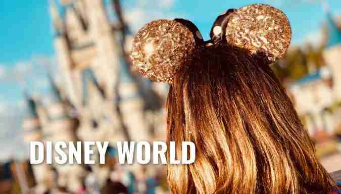 Vacation Planning - Disney World, Florida